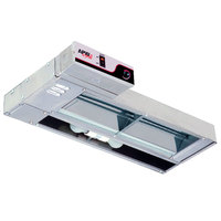 APW Wyott FDL-54L-I 54 inch Lighted Calrod Food Warmer with Infinite Controls - 1085 Watt
