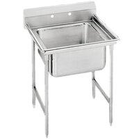 Advance Tabco 93-21-20 Regaline One Compartment Stainless Steel Sink - 29 inch