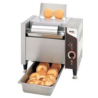 APW Wyott M-2000 Vertical Conveyor Bun Grill Toaster