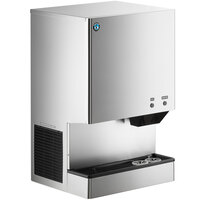 Hoshizaki DCM-300BAH Countertop Ice Maker and Water Dispenser - 40 lb. Storage Air Cooled
