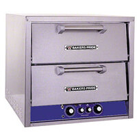 Bakers Pride P44-BL Brick Lined Electric Countertop Pizza and Pretzel Oven - 7200 Watt