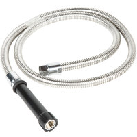 Equip by T&S 5HSE68 68 inch Flexible Stainless Steel Hose for Equip Pre-Rinse Units