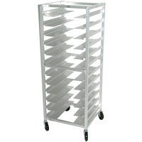 Advance Tabco UR12 Heavy Duty Universal Rack with 5 inch Shelf Spacing - 12 Pan