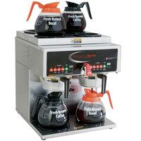 Grindmaster B-6 PrecisionBrew Digital 3 Gallon Automatic Coffee Brewer with 6 Warmers - 120/208/240V