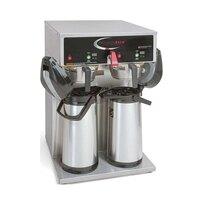 Grindmaster B-DAP PrecisionBrew Digital 2.2 / 3.0 Liter Twin Airpot Automatic Coffee Brewer