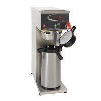 Grindmaster B-SAP PrecisionBrew Digital 2.5 Liter Single Airpot Automatic Coffee Brewer - 120V