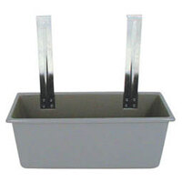 Silverware Bin for Stainless Steel Bus Carts
