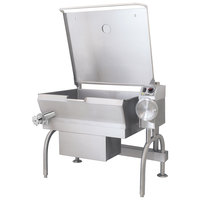 Cleveland SGL-40-T1 40 Gallon PowerPan Gas Open Base Tilt Skillet