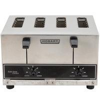 Hobart ET27 Commercial Pop Up Toaster - 4 Slice