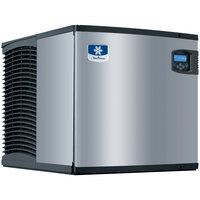 Manitowoc IY-0325W Indigo Series 22 inch Water Cooled Half Size Cube Ice Machine - 350 lb.