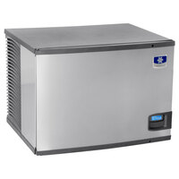 Manitowoc IY-0504A Indigo Series 30 inch Air Cooled Half Size Cube Ice Machine - 560 lb.