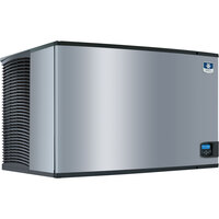 Manitowoc IY-1494N Indigo Series 48 inch Remote Condenser Half Size Cube Ice Machine - 1480 lb.