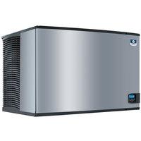 Manitowoc IY-1805W Indigo Series 48 inch Water Cooled Half Size Cube Ice Machine - 1790 lb.