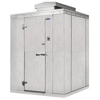 Nor-Lake Walk-In Cooler 6' x 12' x 7' 7 inch Outdoor Walk-In Cooler