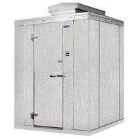 Nor-Lake KODB7766-C Kold Locker 6' x 6' x 7' 7 inch Outdoor Walk-In Cooler