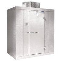 """Nor-Lake KLB66-C Kold Locker 6' x 6' x 6' 7"""" Indoor Walk-In Cooler"""