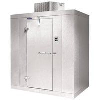 Nor-Lake KLF77610-C Kold Locker 6' x 10' x 7' 7 inch Indoor Walk-In Freezer