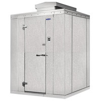 Nor-Lake KODB46-C Kold Locker 4' x 6' x 6' 7 inch Outdoor Walk-In Cooler