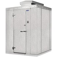 Nor-Lake KODF1012-C Kold Locker 10' x 12' x 6' 7 inch Outdoor Walk-In Freezer