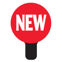 Deli Tag Mini Topper - NEW - Red