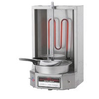 Optimal Automatics 3PEM Mini Autodoner 12 lb. Vertical Broiler - Electric