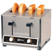 Star Holman CT4 Commercial 4 Slice Pop Up Combination / Bagel Toaster