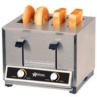 Star Holman CT4 Commercial 4 Slice Pop Up Combination / Bagel Toaster