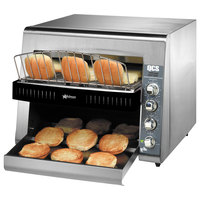 Star QCS3-1400BH Conveyor Toaster with 3 inch Opening