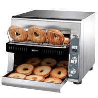 Star QCS3-1600B Bagel Fast Conveyor Toaster with 1 3/4 inch Opening