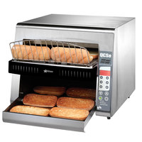 Star QCSe3-950H Conveyor Toaster with 3 inch Opening and Electronic Controls