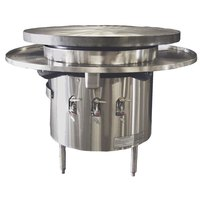 Town MBR-36 36 inch Flat Top Mongolian Barbeque Range