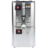 Grindmaster CS-LL/CW-1 1.5 Gallon Stainless Steel Coffee Shuttle and Warmer - 120V