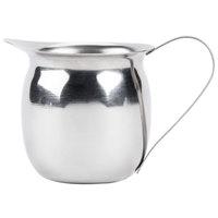 5 oz. Stainless Steel Bell Creamer