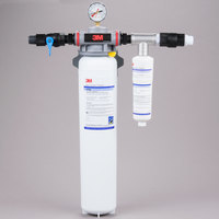 3M Cuno DP190 Dual Port Water Filtration System - .2 Micron Rating and 5.0 GPM