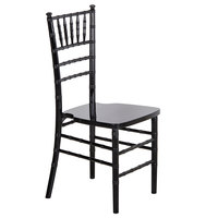 Lancaster Table & Seating Black Chiavari Chair