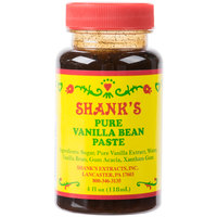 Shank's 4 oz. Vanilla Bean Paste