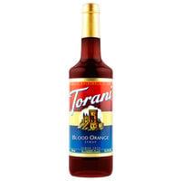 Torani 750 mL Blood Orange Flavoring / Fruit Syrup