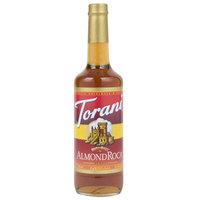 Torani 750 mL Almond Roca Flavoring Syrup