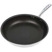 Vollrath 67952 Wear-Ever 12 inch Aluminum Non-Stick Fry Pan with CeramiGuard II Coating and TriVent Chrome Plated Handle