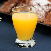 Anchor Hocking 90051A Solace 5 oz. Juice Glass - 24/Case
