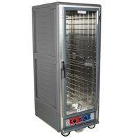 Metro C539-MFC-4-GY C5 3 Series Heated Holding and Proofing Cabinet with Clear Door - Gray