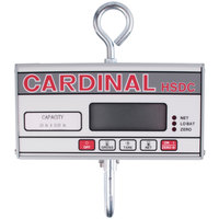 Cardinal Detecto HSDC-20 20 lb. Digital Hanging Scale, Legal for Trade