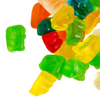 Dutch Treat Gummy Bear Ice Cream Topping - 10 lb.