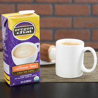 Oregon Chai 32 oz. Caffeine Free Original Chai Tea Latte Concentrate