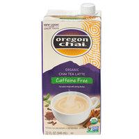 Oregon Chai 32 oz. Organic Caffeine Free Chai Tea Latte 1:1 Concentrate