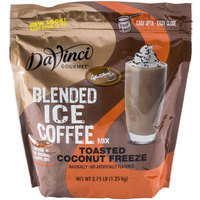 DaVinci Gourmet 2.75 lb. Ready to Use Toasted Coconut Freeze Mix