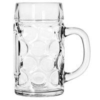 Libbey 12029521 16.75 oz. Oktoberfest Beer Mug - 12 / Case