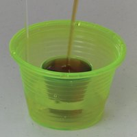 Disposabomb™ Green Bomb Shot Cup / Power Bomb - 500/Case