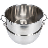 Vollrath 40773 40 Qt. Bowl for 40759 40 Qt. Commercial Floor Mixer