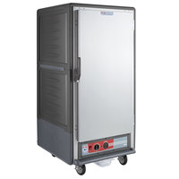 Metro C537-HFS-4-GY C5 3 Series Heated Holding Cabinet with Solid Door - Gray
